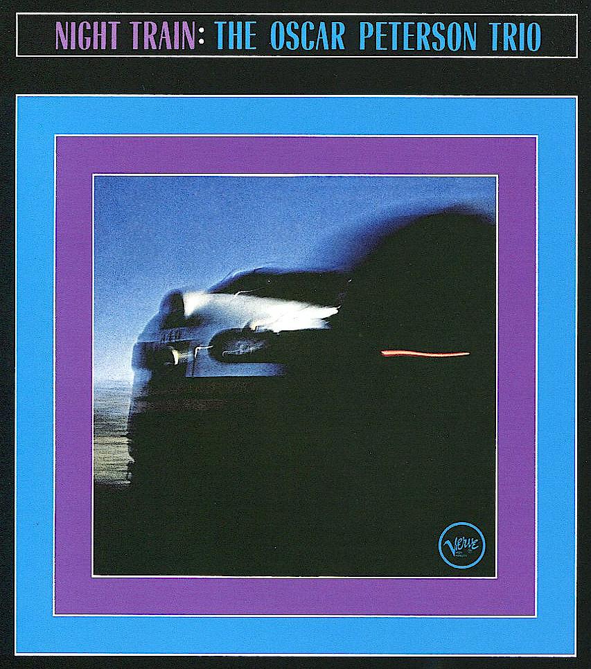 blu ray audio the oscar peterson trio night train ハイレゾで行